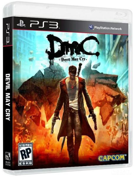 Devil May Cry 5 - PS3