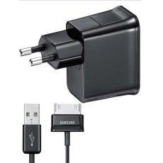 Carregador Parede + Cabo Usb Samsung Galaxy Original Tablet